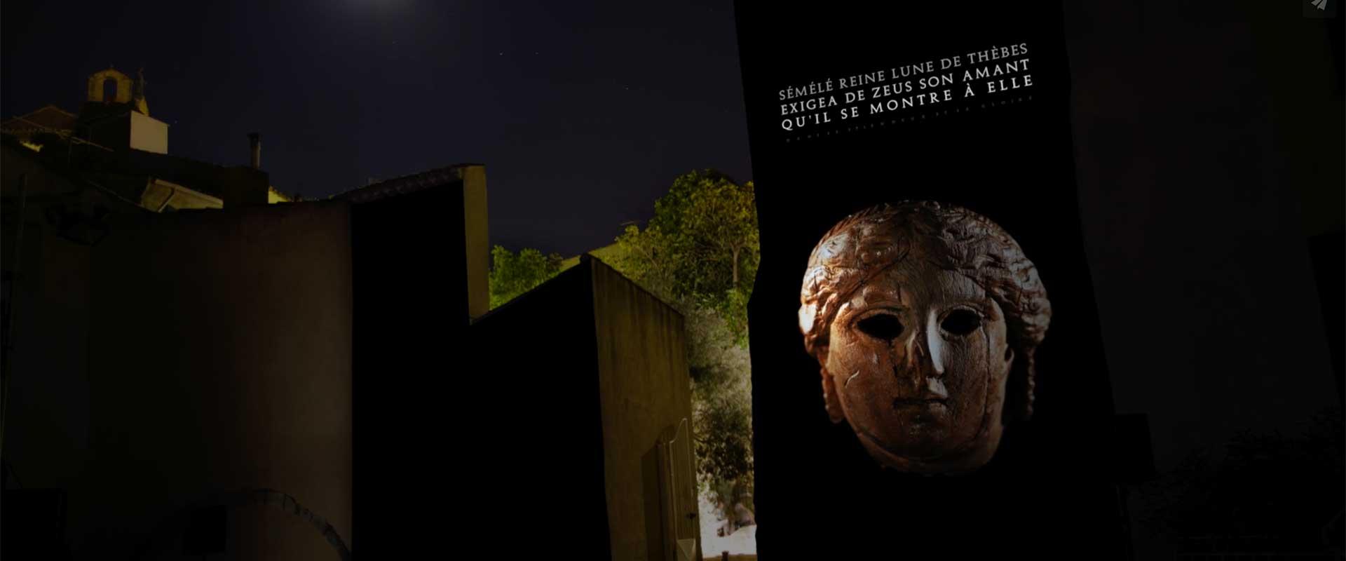 Bacchus à Istres